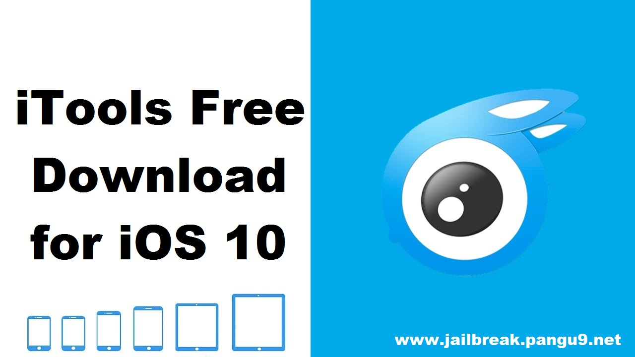 iTools iOS 10 with Inspiring Features to Manage Your iOS