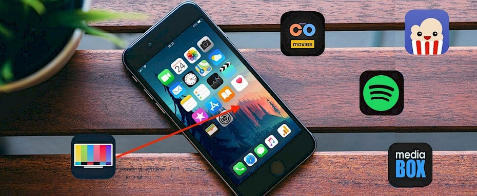 install apps in iphone
